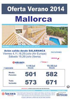Mallorca: Oferta Hotel Bahamas salidas desde Salamanca ultimo minuto - http://zocotours.com/mallorca-oferta-hotel-bahamas-salidas-desde-salamanca-ultimo-minuto-2/