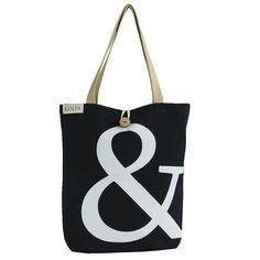 Kolpa White & Print on Black Canvas Handbag-Style Strap – kolpaworld.com