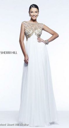 Sherri Hill Dress 11108 | Terry Costa Dallas @Terry Song Costa #sherrihill
