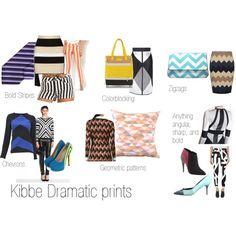 Kibbe Dramatic prints