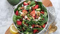 Caprese Salad, Salads, Food, Salad Toppings, Food Items, Easy Salads, Essen, Meals, Yemek