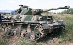 Tank photo German  Panzerkampfwagen IV (Panzer IV) medium tank