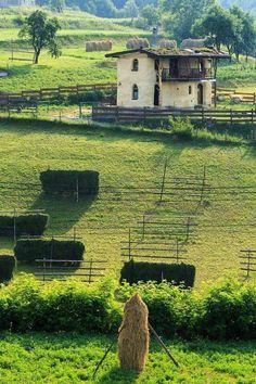Romania -Sangeorz-Bai, Bistrita Nasaud county- by Sebastien