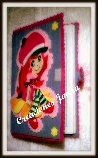 aciones Janna.... Arte en Foamy - Cre