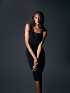 Brand positioning photography and video production for the Little Black Dress online