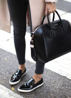 givenchy black  satchel- Givenchy handbag trends http://www.justtrendygirls.com/givenchy-handbag-trends/