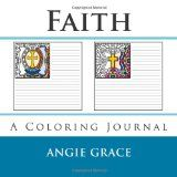 Angie Grace Coloring Books and Art Journals