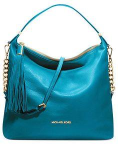 MICHAEL Michael Kors Handbag, Weston Large Shoulder Bag - Michael Kors Handbags - Handbags & Accessories - Macy's