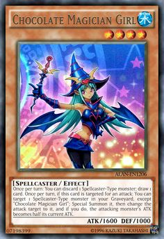 Single Collectible Trading Cards - YuGiOh Chocolate Magician Girl The Dark Side of Dimensions Movie Pack Edition Ultra Rare -- For more information, visit image link. Yu Gi Oh, Magician's Circle, The Magicians, Dark Magical Circle, Funny Yugioh Cards, Dark Side Of Dimensions, Yugioh Decks, Legendary Dragons, Dark Evil