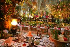 Paradise???  Mas Provencal Restaurant in France....wow!