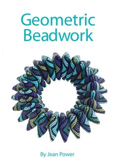 Beading pattern/ beading tutorial book for seed by jeanpower