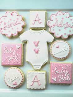Perfect Baby Girl Cookies   Going To Make Some For Isla