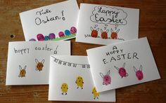 Easter Holidays, Hoppy Easter, Kids Cards, Kids And Parenting, Kindergarten, Lettering, Spring, Gifts, Diy