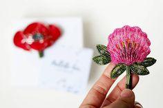 """78 Likes, 3 Comments - Аня (@paillette_bar) on Instagram: """"К о н ф е т к а Коонфетка может быть в любом цвете на ваш выбор Брошь можно приобрести…"""""""