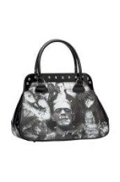Monster Collage Handbag