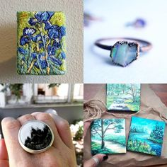 """Etsy Shop: Sewn By The Beach on Instagram: """"Happy #followfriday! I've got four great artists and makers here who deserve a follow if you don't already! Click the photos to visit their feeds. Photo credits from upper left: @jemma_cakebread @hawkhousedesigns @mrspetersonpottery @bycamilledesigns"""""""
