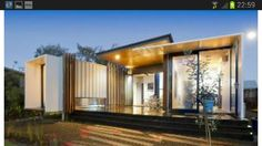 Container house by majstorovic architects gold coast qld.  Australia