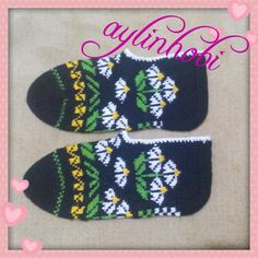 Patik Diy And Crafts, Slippers, Knitting, Canoe, Tricot, Breien, Slipper, Stricken, Weaving