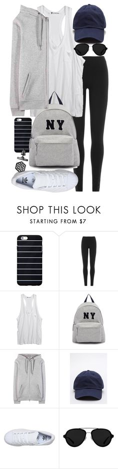 """Untitled #19512"" by florencia95 ❤ liked on Polyvore featuring DKNY, Alexander Wang, Joshua's, T By Alexander Wang, adidas, 3.1 Phillip Lim, Simply Vera, women's clothing, women's fashion and women"