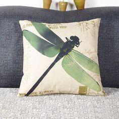 Animal-Vintage-Linen-Cotton-Cushion-Pillow-Cases-Cover-Sofa-Home-Car-Decor-TY