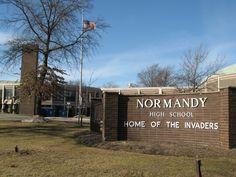 Normandy high school in Parma Ohio
