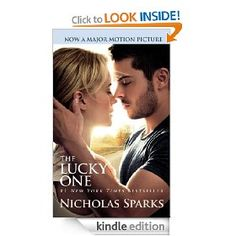 The Lucky One [Kindle Edition], (kindle, nicholas sparks, 9 99 boycott, contemporary fiction, romance, sparks, best o kindle, drm, better off dead in paradise, carinci)