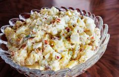 It's called the Best Potato Salad ever and, given the ingredients, it just might be!