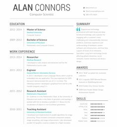 opensource resume generator. Profession.is