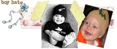 #jamie Rae Boys Knit Hats #babyboutique