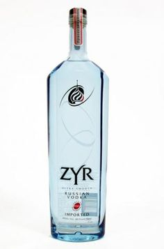 Zyr - Vodka, Russianext to try... :)