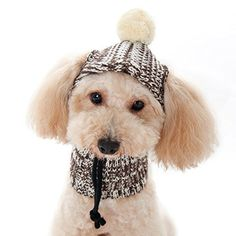 Dogo Sweater Dog Beanie and Neck Hat Small Pink - http://www.thepuppy.org/dogo-sweater-dog-beanie-and-neck-hat-small-pink/