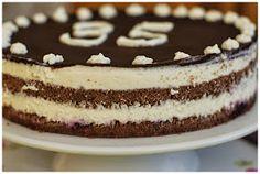 Míša dort jsem dělala už několikrát a vždycky měl velký úspěch. Pokud není moc času a nápadů na jiný dort, sáhnu po něm. Je totiž poměrně ry... Tiramisu, Baking, Ethnic Recipes, Food, Bakken, Essen, Meals, Tiramisu Cake, Backen