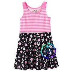 Đầm thun hè Jumping Beans hàng VNXK size 2 đến 7, 11kg đến 28kg Quần áo bé gái…