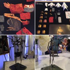 """animatingforfun: """" """"From Coraline to Kubo: A Magical Laika Experience"""" Open to the public, August 5-14, 2016 Universal Studios Hollywood Reshuffled my hours at work yesterday to check out this exhibit..."""
