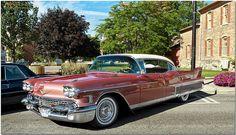 Cadillac Fleetwood Sixty Special 1958.