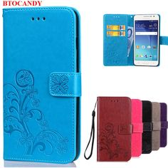 a046476842d Luxury For Coque Samsung Galaxy Grand Prime Case G530 G530H G531 G531H  G531F SM-G531F Wallet Flip Cover With Card Slots Holder