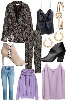 This week's fashion