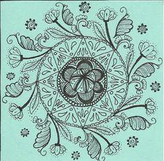 Stardust Dreams: Zendala Dare #2