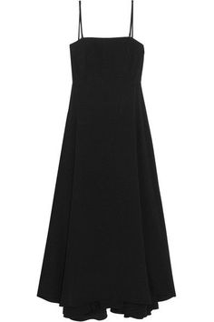 McQ Alexander McQueen - Cutout Crepe De Chine Dress - Black - IT44