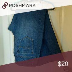 DKNY Bootcut Jeans DKNY Bootcut Jeans size 18 DKNY Jeans Boot Cut
