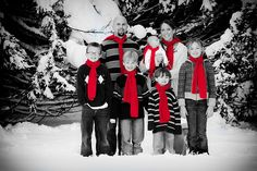 Here is our Family Christmas Picture (at the end) and some other great picture ideas for you. I love to do a Family Christmas Picture each year for our Christma… Winter Family Photos, Xmas Photos, Family Christmas Pictures, Holiday Pictures, Christmas Photo Cards, Family Holiday, Family Pics, Christmas Pics, Xmas Family Photo Ideas