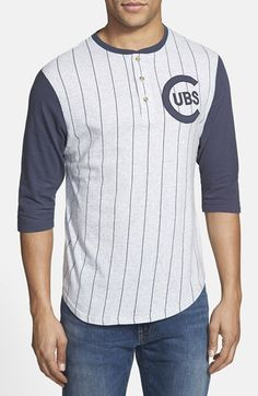 Red+Jacket+'Chicago+Cubs+-+Double+Play'+Jersey+Henley+available+at+#Nordstrom
