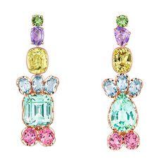ディオールのファインジュエリー「グランヴィル」- 心弾むカラフルな宝石、腕時計も同時展開 - 写真18 | ファッションニュース - ファッションプレス