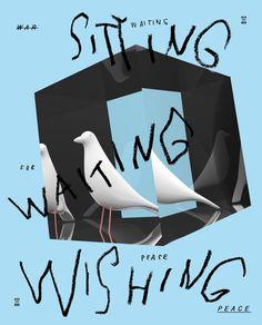 CARE affair #7, Jung — Illustration  with: Jens Mennicke, Art Direction Markus Olson, Dmitry Zakharov, Jens Mennicke, Design  for: CARE Deutschland-Luxemburg