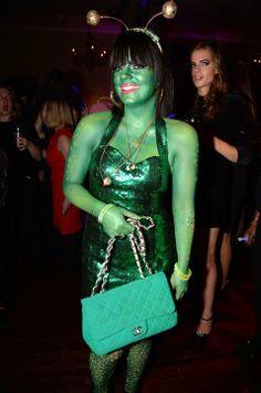 alien costumes for women