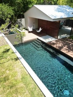Dream Pools :: Tropical Home :: Decor + Design Inspiration :: Dive In :: Cool Off :: Free Your Wild :: See more Untamed Poolside Paradise Inspiration @untamedmama