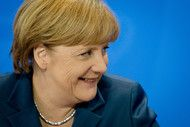 Merkel Party Flirting With Greens Signals German Future.(November 17th 2013)