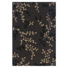 I pinned this Blossoms Rug I from the Linon event at Joss and Main!