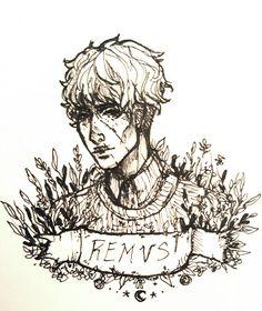 """waricka: """" Remus Lupin tho """""""