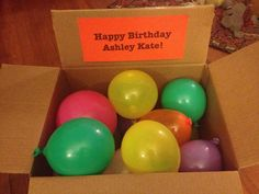 """If you ask a teenager what they want for their birthday, they'll likely say, """"money."""" BORING! Here's a creative and fun way to give money as a gift."""